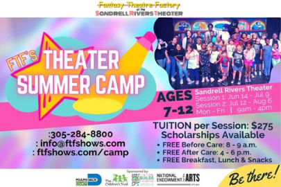 Fantasy Theatre Factory (Lynda Lantz Contributor Miami Mom Collective)