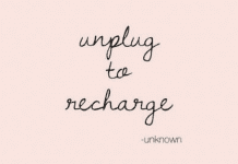 """Unplug to Recharge"" (The Benefits of a Social Media Detox Becky Gonzalez Contributor Miami Mom Collective)"