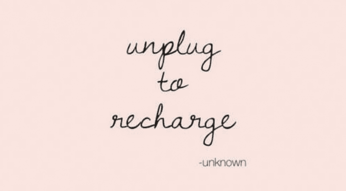 """""""Unplug to Recharge"""" (The Benefits of a Social Media Detox Becky Gonzalez Contributor Miami Mom Collective)"""