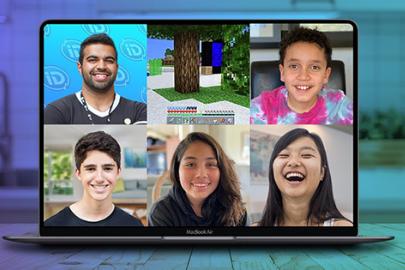 iD Tech Virtual Tech Camps (Lynda Lantz Contributor Miami Mom Collective)