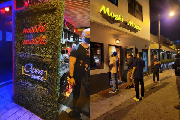 Moshi Moshi (Love Where You Live: Brickell & Downtown Miami Minerva Roca Contributor Miami Mom Collective)