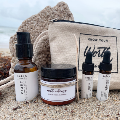 Miami Mom collective mothers day guide Selah skin studio