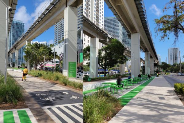 The Underline (Love Where You Live: Brickell & Downtown Miami Minerva Roca Contributor Miami Mom Collective)