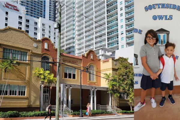 Southside Elementary School (Love Where You Live: Brickell & Downtown Miami Minerva Roca Contributor Miami Mom Collective)