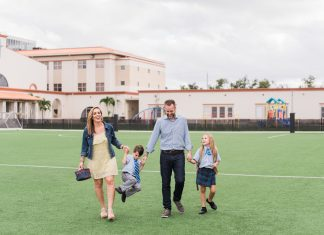 Divine Savior Academy: A Solid Foundation For Life, Valerie Barbosa Miami Mom Collective