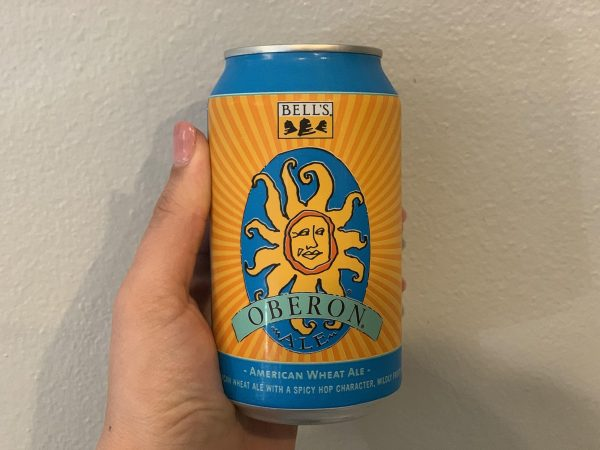 A can of Bell's Oberon (Cheers to Spring: My Top Brews for National Beer Day, Alisa Britton, Contributor, Miami Mom Collective)