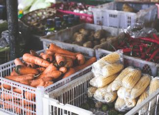 Fresh vegetables at a local farm stand (Love Where You Live: Why I Love Living in Homestead Kristina Fiorentino Contributor Miami Mom Collective)