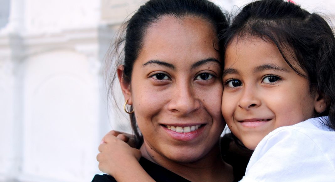 A mother with her daughter (An Open Letter to Non-Birth Moms Kristin Parke Contributor Miami Mom Collective)