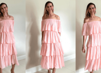A pretty pink dress (What to Wear, Amazon Edition: Wedding and Graduation Season Jessica Socarras Contributor Miami Mom Collective)