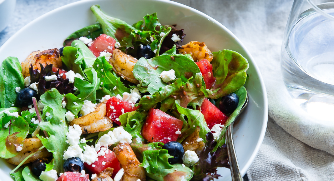 A bowl of salad (7 Diet Words This Dietician Recommends Ditching Dina Garcia Contributor Miami Mom Collective)