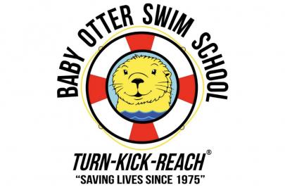 Baby Otter Logo