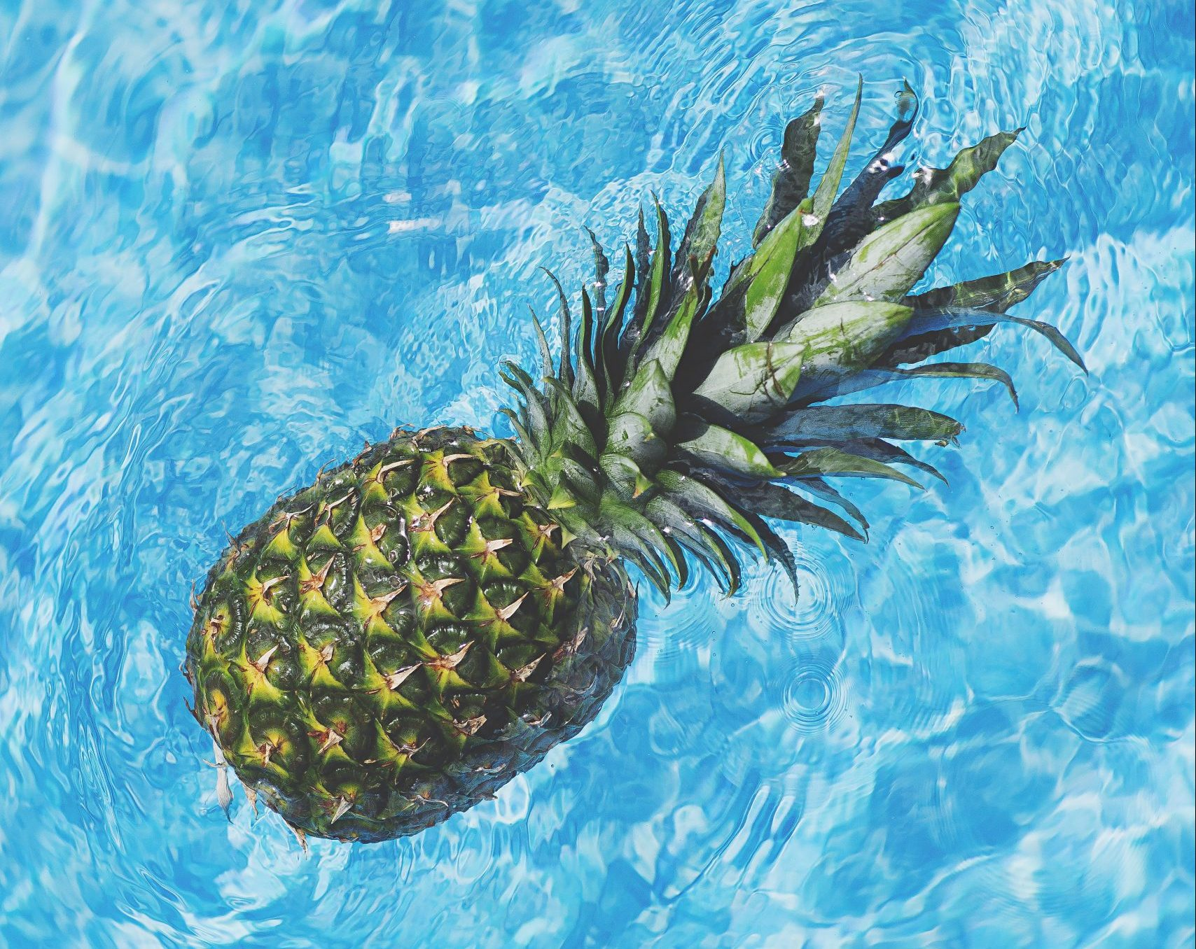 A pineapple floating in a pool (Summer Is Almost Here! Are You Ready? | Dr. Bob Pediatric Dentist Lynda Lantz Contributor Miami Mom Collective)