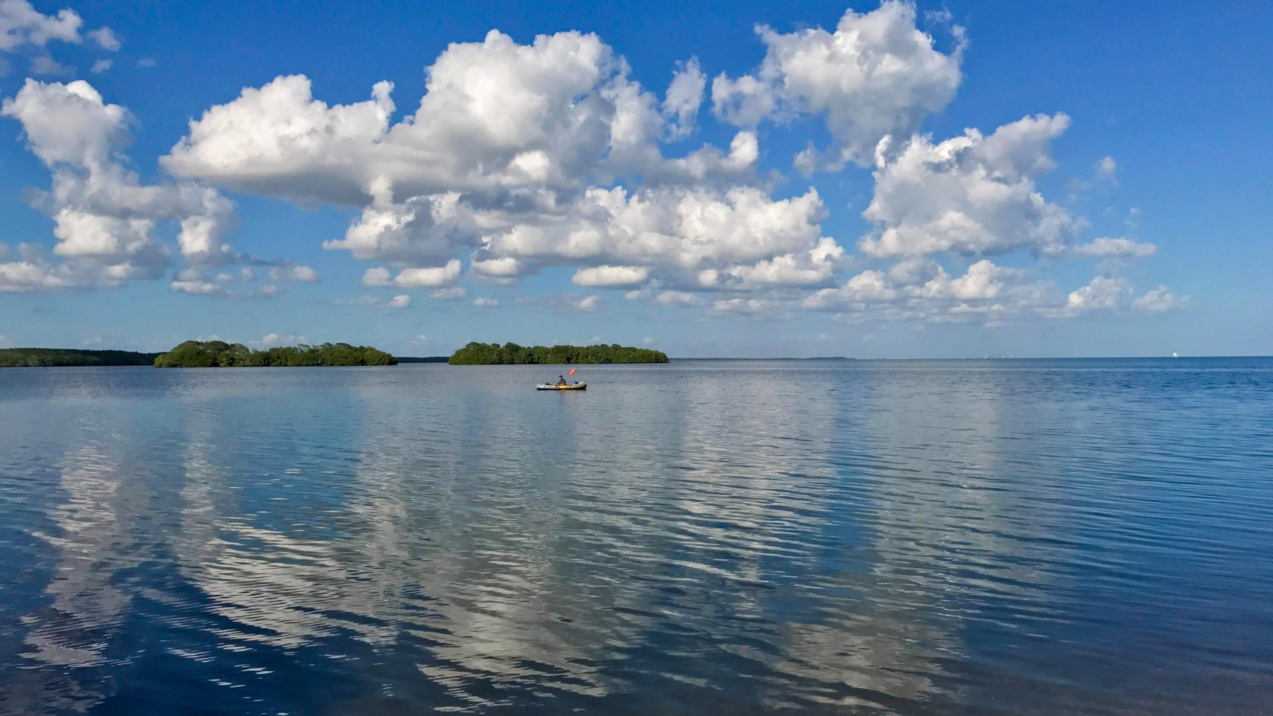 Kayaking at Biscayne National Park (Love Where You Live: Why I Love Living in Homestead Kristina Fiorentino Contributor Miami Mom Collective)