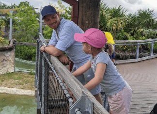 Rachel's husband and daughter (Happy Father's Day: Never Forget How Amazing You Are! Rachel Hulsund Contributor Miami Mom Collective)