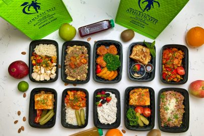 Miami Mom Collective Meal Delivery guide Athletics Fit