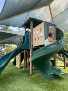 A playground in Doral (Love Where You Live: Why I Love Living in Doral Valerie Barbosa Contributor Miami Mom Collective)