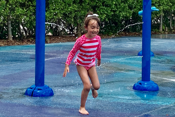 Summer Bucket List Zoo Miami Splash Pad MMC Contributor Jessica Alvarez-Ducos