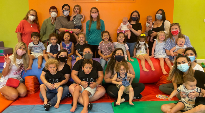 Summer Playdate at Gymboree Coral Gables: Event Recap Miami Mom Collective