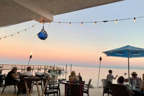 Lazy Days restaurant on Islamorada (Family Fun in the Florida Keys: Where to Go & What to Do Bella Behar Contributor Miami Mom Collective)