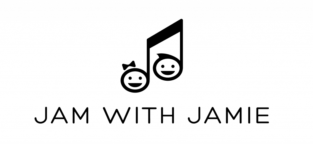 Jam With Jamie Logo