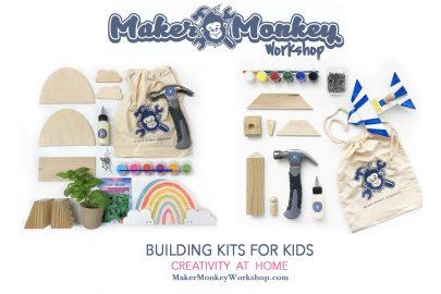 Maker Monkey Workshop Image