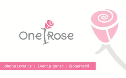 One Rose Logo