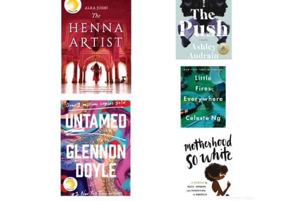 Krystal's summer read recommendations (Summer Reading List for Moms Krystal Giraldo Contributor Miami Mom Collective)