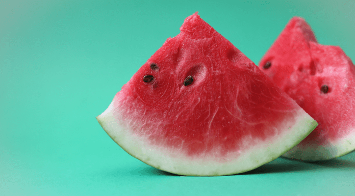Fresh watermelon slices (Watermelon Salad: An Easy & Refreshing Summer Recipe Sandra Jacquemin Contributor Miami Mom Collective)