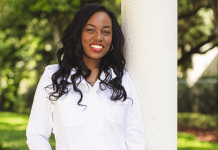 Miami Mom Collective Contributor and Entrepreneur Sharonda Stewart (August is Black Business Month: 3 Ways to Support Black Businesses)