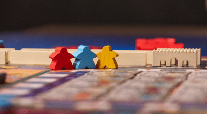 A board game (Fun Without Your Phone (Except to Take Amazing Photos and Videos) Janeris Marte Contributor Miami Mom Collective)
