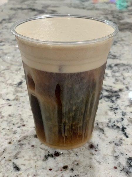 Alexa's pumpkin cream cold brew creation (Pumpkin + Cold Brew: How To Make this Popular Fall Coffee at Home! Alexa Gonzalez Contributor Miami Mom Collective)