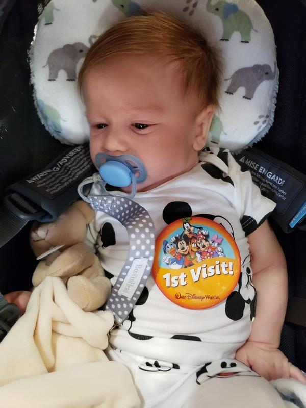Sandra's son's 1st visit to Disney (Disney Has Some Secrets, Sort Of Sandra Jacquemin Contributor Miami Mom Collective)