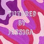 Tutored by Jessica Logo
