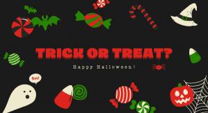 Image: Trick or Treat? Happy Halloween (Allergy-Friendly Halloween: Tricks and Treats Monica Moreno Contributor Miami Mom Collective)