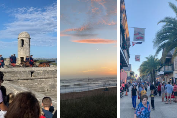 Images of St. Augustine, FL (Fall Getaways: 6 Destinations to Visit This Year Rachelle Haime Contributor Miami Mom Collective)