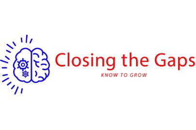 Closing The Gaps Logo